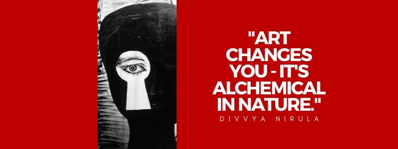 Art From Us_Art Quotes_by Divvya Nirula
